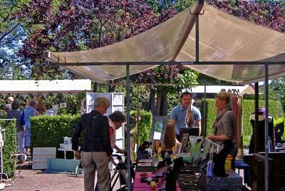 Garden fairs dwingeloo tuin en sfeermarkt in de for Tuinbeurs 2016