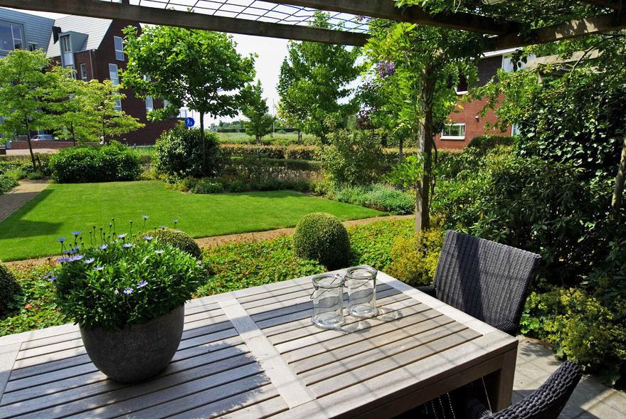 Tijd Voor Tuin : Lekker in je tuin bij de nieuwe stad bewoners