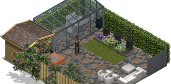 Online tuinontwerpen for Eenvoudige tuinontwerpen