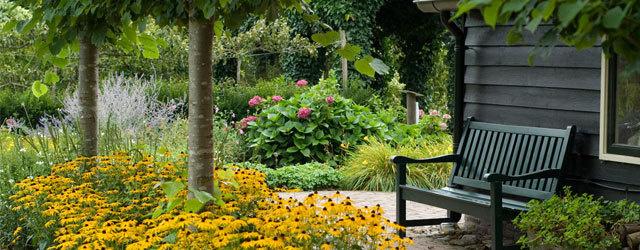 Harrie boerhof 39 s modeltuinen drenthe voorbeeld tuinen for Voorbeeld tuinen kijken